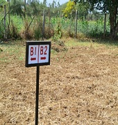 Plot for sale at Adeli