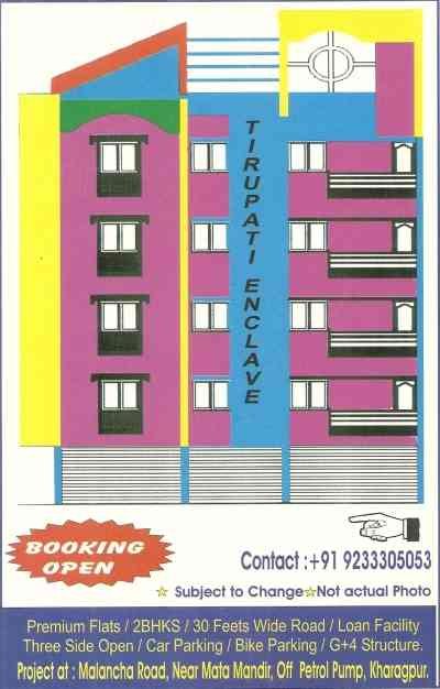 Premium Flats For sale In kharagpur, west Bengal